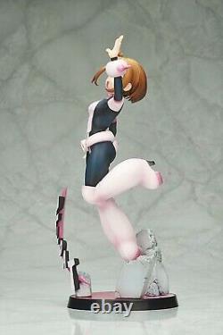 My Hero Academia Uraraka Ochako hero suit Ver. 1/8 figure BellFine Japan NEW