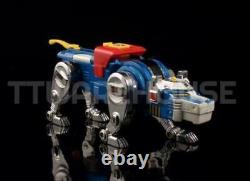 NEW DEFENDER OF THE UNIVERSE GOLION LIONBOT 1980 Die Cast Chogokin (Taiwan Ver.)