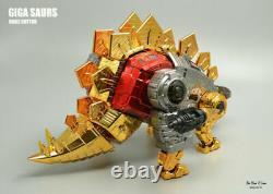 NEW Gigapower GP HQ-03R HQ03R Dinobot Snarl Chrome Ver