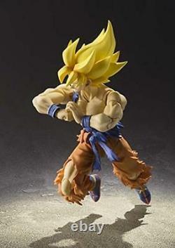 NEW S. H. Figuarts Dragon Ball Z SUPER SAIYAN SON GOKOU AWAKENING Ver BANDAI F/S