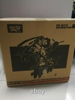 NEW W BLACKOUT M05 Hide Shadow Oversized KO SS08 Figure Deluxe Ver In Stock