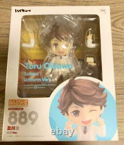 Nendoroid Haikyuu! Toru Oikawa Uniform Ver. Good Smile Company