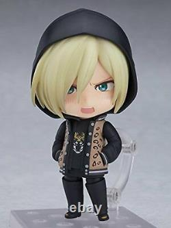 Nendoroid Yuri! On ICE Plisetsky plain clothes Ver. Action Figure JAPAN