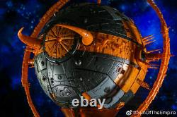 New Transforms Toys 01-STUDIO War For Cybertron Unicron CELL Planet Pumpkin Ver