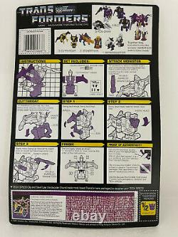 New arrivial Transformers G1 Reissue Abominus Carded ver. Brand new free ship