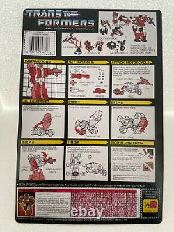 New arrivial Transformers G1 Reissue Computron Carded ver. Brand new free ship