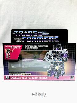 New arrivial Transformers G1 Reissue Menasor Carded ver. Metal ver. Brand new