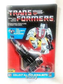 New arrivial Transformers G1 Reissue Superion Aerialbot Carded ver. Metal ver