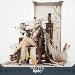 Official Genshin Impact Ningguang Ver. 1/7 Action Figure Figurine GK Display Toys