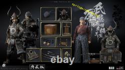 POPTOYS 1/6 Brave Samurai Deluxe Ver. Figure UJIO Warrior 12'' EX031B Figure Toy
