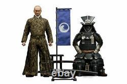 POPTOYS 1/6 EX030B Benevolent Warrior Mori Katsumoto Samurai Deluxe Ver. Figure