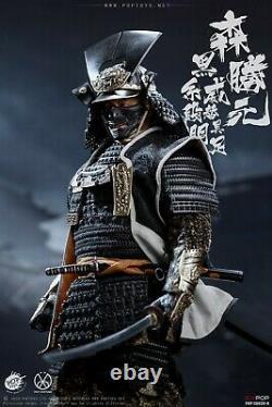 POPTOYS 1/6 EX030B Deluxe Ver. Benevolent Samurai 12inches Action Figure