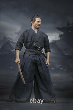 POPTOYS 1/6 Japanese Warrior Brave samurai UJIO Kendo Ver. Action Figure EX033