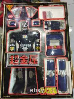 POPY Deluxe SG-01 Tetsujin 28 Godaikin Original JAPAN Ver. Bandai Chogokin Used