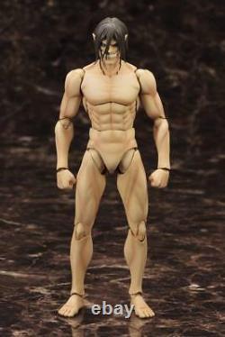 PSL Kotobukiya Attack on Titan Eren Yeager Titan Ver. Non Scale Plastic Model
