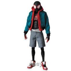 PSL Medicom Toy MAFEX SPIDER-MAN Miles Morales Spider Verse ver. Figure Marvel