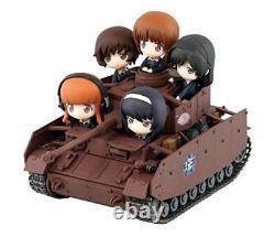 Pair-Dot Girls und Panzer Panzerkampfwagen IV Ausf. D (Ausf. H) Ending Ver