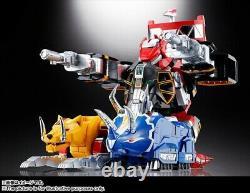Power Rangers Soul of Chogokin GX-72 Megazord Normal Ver. Bandai Spirit MIB