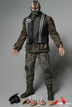 Pre-order 1/6 Scale FIRE A027 Villan Bane Deliveryman Stealth Ver. Action Figure