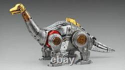Pre-order GIGAPOWER GP HQ-04R HQ 04R Dinobots Sludge Chrome Ver. Reissue