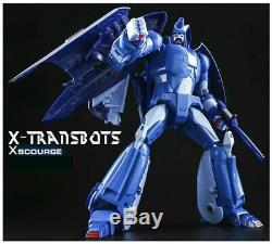 Pre-order Transformers toy X-Transbots MX-IIT Andras G1 Scourge Cartoon Ver