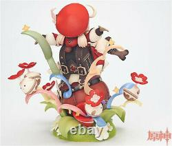 Pre-sale Genshin Impact Klee Spark knight Ver. 1/7 Figure Sculpture Toy Genuine