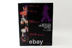 Queen Ted Taimanin Asagi 3 Murasaki Yatsu Pole Dance Ver. 1/7 Scale Figure