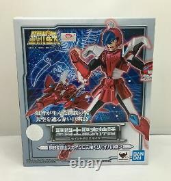 READY Bandai Saint Seiya Cloth Myth Steel Saint Sky Cloth Sho Revival Ver Figure