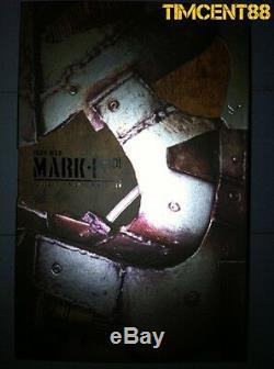 Ready! Hot Toys MMS168 Iron Man 1 Mark I Ver 2.0 Tony Stark Figure 1/6 Normal