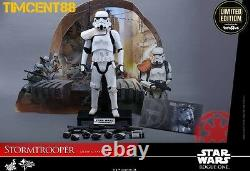 Ready! Hot Toys MMS386 Star Wars Rogue One Stormtrooper Jedha Patrol Toysrus Ver