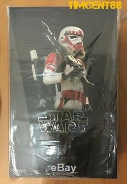 Ready! Hot Toys VGM20 Star Wars Battlefront Shock Trooper 1/6 Figure Normal Ver