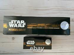 S. H Figuarts Star Wars Mandalorian Beskar Armor Ver. & The Child Set US seller