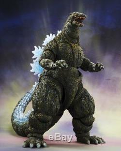 S. H. MonsterArts GODZILLA (Ohrai Noriyoshi Poster Color Ver.) ACTION FIGURE