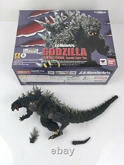 S. H. MonsterArts Godzilla 2000 Millennium Special Color ver. Action Figure