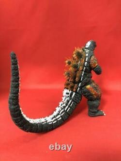 S. H. MonsterArts Godzilla vs destroyah 1995 Burning Ver. Figure withbonus
