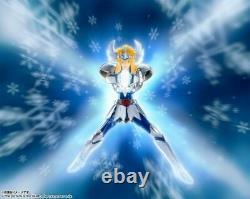 SAINT SEIYA Myth Cloth Cygnus Hyoga / Crystal Cigno V1 Revival Ver. Bandai