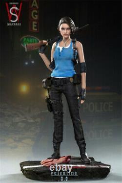 SWTOYS FS033 Resident Evil Jill Valentine 3.0 HIDDEN Ver. 1/6 Figure Presale