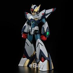 Sentinel RIOBOT Rockman MEGA MAN X FALCON ARMOR Ver. EIICHI SIMIZU Figure