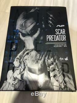 Sideshow Hot toys SCAR PREDATOR Scar Predator ver. 2.0 1/6 figure