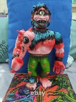 Skinner Morgogg Sofubi Kaiju Vinyl Toy Figure sp7 ver. Mvh