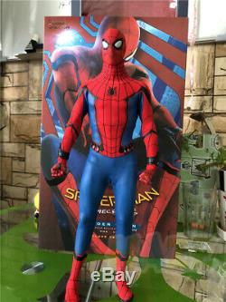 Spider-Man Homecoming 1/6 Figure Collection Deluxe Ver Hot Toy Nuevo en caja