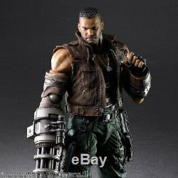 Square Enix Final Fantasy VII Remake PLAY ARTS Kai Ballet Wallace Ver. 2 JPN PSL