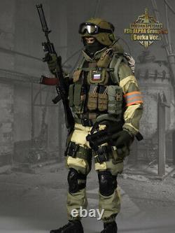 Supermctoys 1/6 Russian Spetsnaz-FSB Alfa Group 3.0 (Gorka Ver.) Accessories