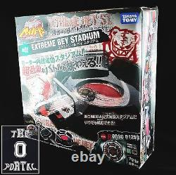 TAKARA TOMY Beyblade BB51 Extreme Bey Stadium Set Rock Orso Ver. Japan-ThePortal0