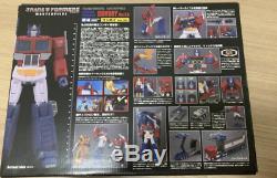 TAKARA TOMY Transformers Masterpiece Figure MP-44 Optimus Prime Convoy Ver. 3.0