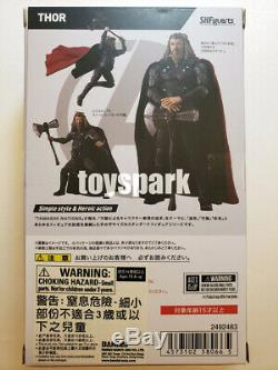 TAMASHII VER BANDAI S. H. Figuarts Marvel Avengers End Game THOR action figure