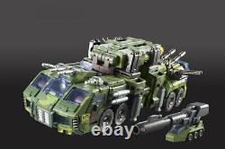 TFC Transform Toys TFC STC-01B Commander Optimus Prime Jungle Ver. In stock