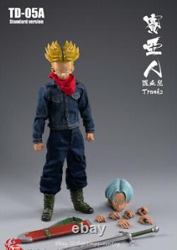 TOYSDAO TD-05A Dragon Ball Z TRUNKS Standard Ver. 1/6 Action Figure INSTOCK