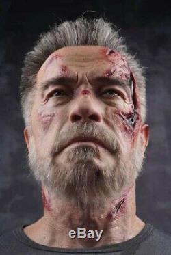 Terminator Arnold Schwarzenegger T-800 Old ver. 11 Life Size Bust (Pre-Order)