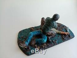 The Last of Us Joel Fighting Ver. Handmade Figure / Statue Naughty Dog Sony PS